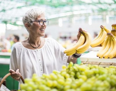 Are Bananas Healthy for the Elderly in Des Moines, IA