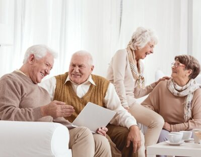 What Are the 3 Different Types of Aging in Des Moines, IA