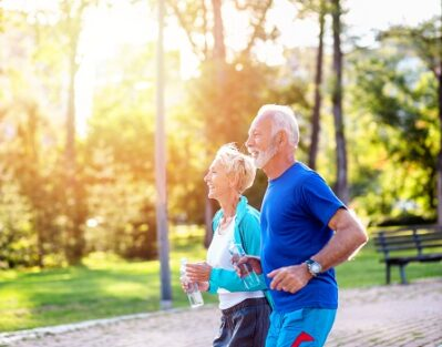Does Exercise Benefit Aging Adults in Des Moines, IA
